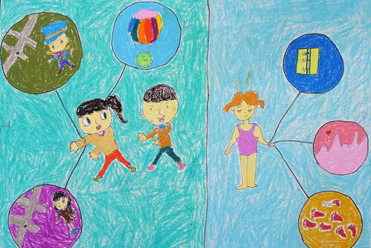 宋庆龄儿童创意发明奖评选活动暨中国(国际)幼儿创造图片